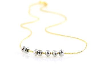 Birdhouse Jewelry - Lucky 7 Necklace