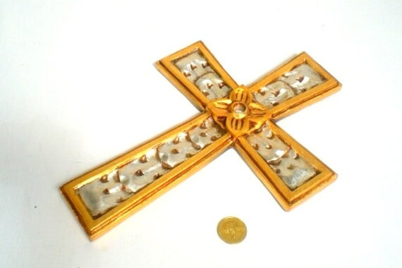 Unique Wall Crosses Wood Cross Silver Wall Cross Cross For