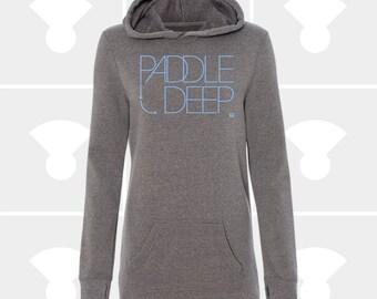 Paddle Deep - Sweatshirt Dress