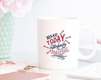 Make today Ridiculously Amazing decal.