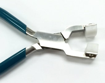 Bangle Bracelet Bending Forming Pliers with Nylon Jaw  - TLP-33