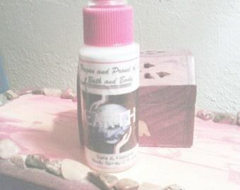 Fine scented Body or Room spray, custom blended, handmade scents, 2 oz bottle
