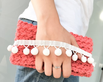 Crochet Bag Pattern, The Mimi Bag Pattern, Beginner Bag Pattern, Crochet clutch, Instant Download PDF