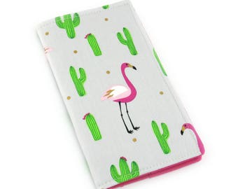 Flamingo and Cactus 2018 Slimline Planner Diary, 2 Weeks to an Opening