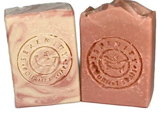 V Cleanse All Natural Feminine Soap Bar Duo