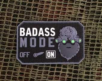 Badass Mode Tactical Morale Patch