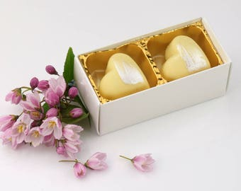 10 Boxes of White Chocolate Champagne Truffle Wedding  Favour