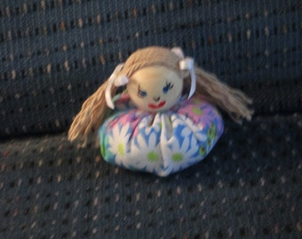 Ponytail Polly Mini Yo Yo Doll