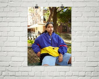Princess Nokia Poster, Premium Semi-Gloss Photo Paper Poster