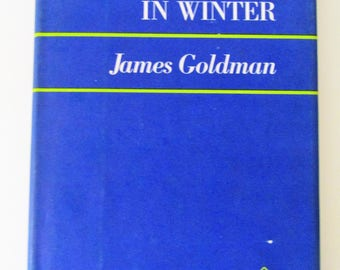 The Lion In Winter by James Goldman A Random House Play New York Copyright 1966