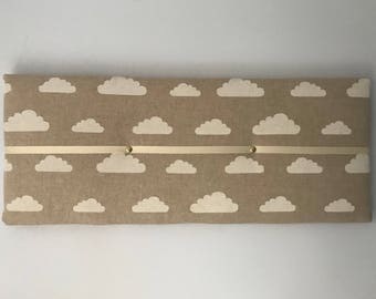 Clouds photo board