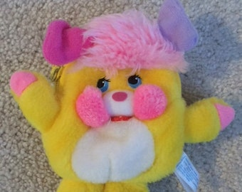 1980s Popples Coin Purse