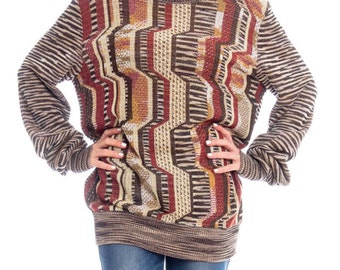 1980s Mens Missoni Sweater Size: L