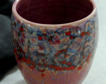 Full Circle - stoneware clay bowl, handmade ceramic bowl, pottery bowl, handmade pottery, ceramic vase, pottery vase, home decor, gift idea