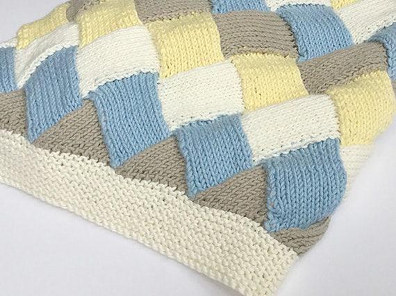 Baby Blanket Pattern Pdf Knitting Pattern Blanket Pattern