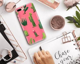 Fiesta phone case, cactus phone case, oil paint case, iPhone 8 Case , Samsung Galaxy S7, iPhone 6, iPhone 5S, iPhone 7 case, iPhone 8 Plus,