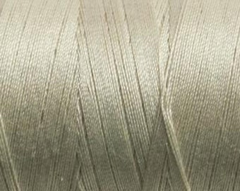 Aurifil Thread  50 wt. cotton Mako thread- Cream  #2309 1422 yard spool
