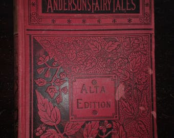 HANS CHRISTIAN ANDERSON-  Anderson Fairy Tales (alta ed.)
