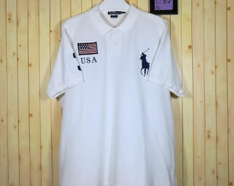Polo Af84a Shirt Free Guy Lauren Ralph Dd6d5 Portugal Shipping Flag rsQxdthC