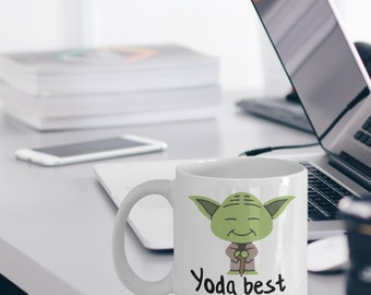 Tailor Mug - Tailor Gifts - Funny Tailor Mug - Yoda Best Tailor Gifts - Yoda Best Tailor Pun Mug - Tailor Mug