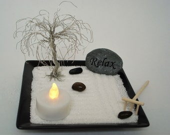 Mini Zen Garden - Made To Order