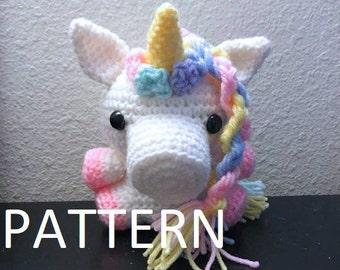 Amigurumi Unicorn Pattern