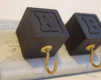 Building Block 'Keys' Hanger
