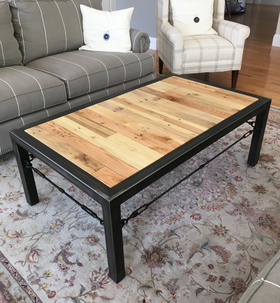 New Industrial Coffee Table Plans Free