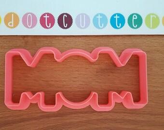 MOM Cookie Cutter! 3D Custom Designed