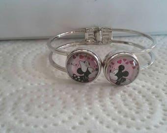 Jamberry Smack Snap Charm Jewelry