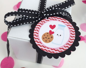 Valentine's Day Party Circles Digital Download Party Circles Perfect Pair DIGITAL DOWNLOAD