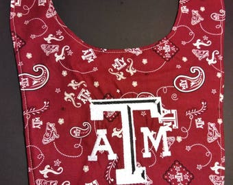 Texas A&M bib