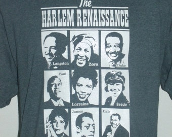 HBCU Harlem Renaissance African Art Howard University Langston shirt