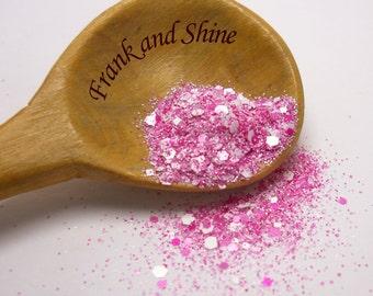 Whink Matte Solvent Resistant Glitter Mix