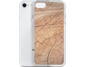 Wood texture iPhone Case, Designer Phone Case, iPhone 6/6s iPhone 6 Plus/6s Plus iPhone 7/8 iPhone 7 Plus/8 Plus iPhone X