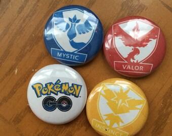 """Pokemon Go pin set 1"""""""