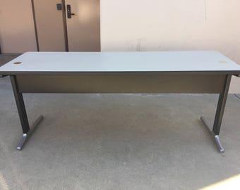 MidCentury Herman Miller Schreibtisch Tisch