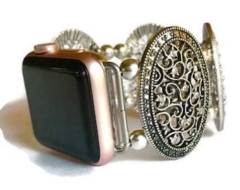 Apple Watch Band Women's 38/42mm Stretchy Bracelet