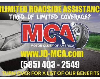MCA Business Card