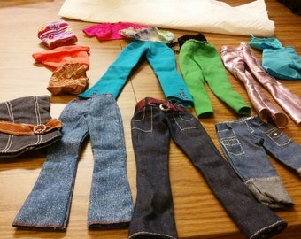 Barbie / Fashion Doll Clothes and Shoes (Price Reduced!)