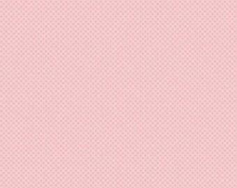 Kisses Tone on Tone Baby Pink C210-BabyPink by DoodleBug Designs for Riley Blake Designs