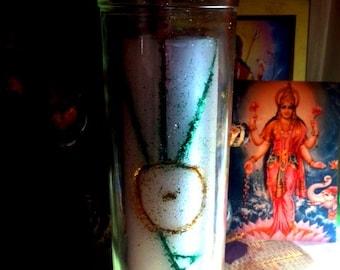 Gratitude=Abundance Ritual Carved Novena