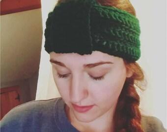 St. Patrick's Day Headband Ear Warmer