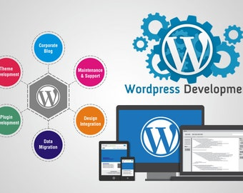 Custom Wordpress Website