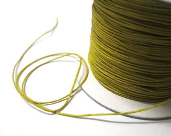 0.4 mm the meter mustard nylon string
