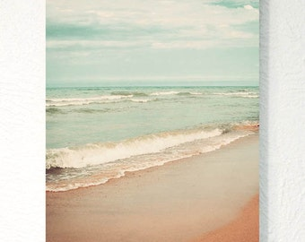 Standout print, mounted photograph, nature photography, ocean art, wall decor, seascape, ocean photography