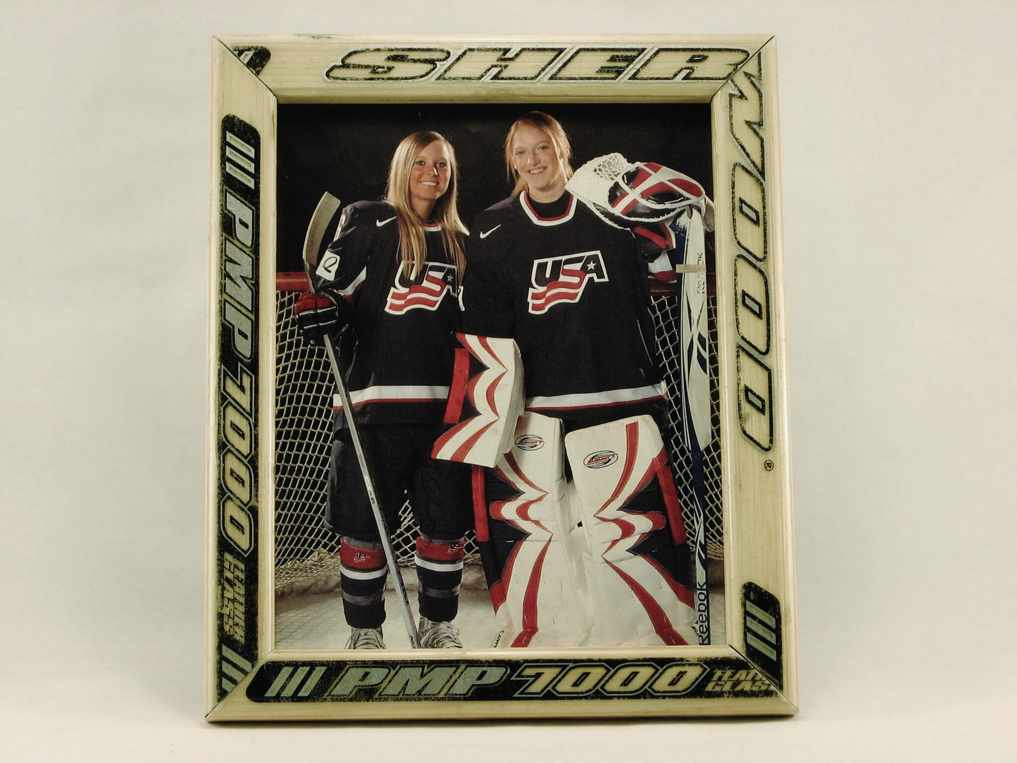 Perfect Hockey Stick Frame Illustration - Ideas de Marcos ...