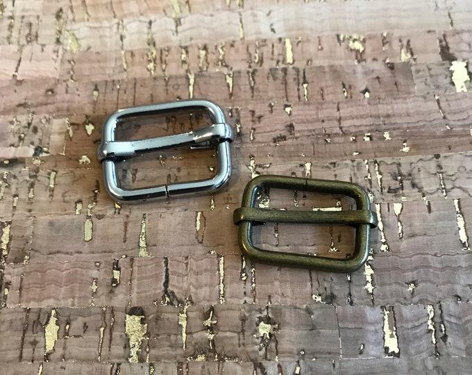 Strap Slide - Tri Glide - Adjustable Strap Slide - 3/4 Inch Wide
