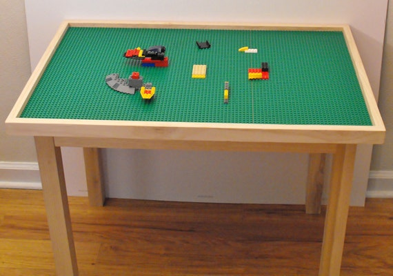 Activity Table Building Table Train Table 8 Base Plates