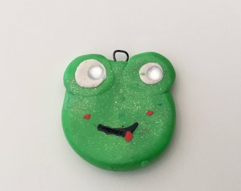 Adorable Froggy Gem Charm!